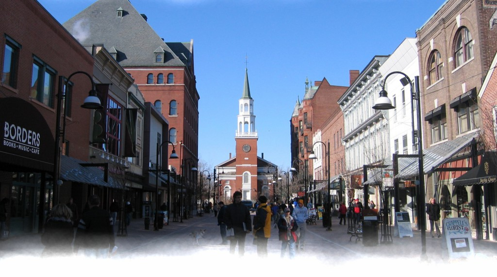 Burlington, Vermont, home to Champlain Housing Trust. Credit: Jared and Corin (redjar on Flickr).