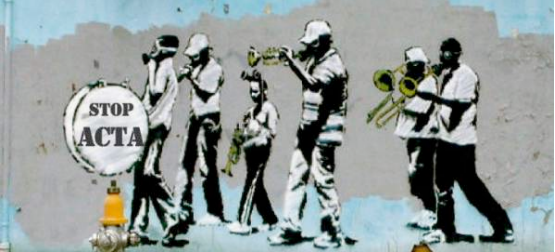 © Banksy. Photographed and adapted by Mara Cabrejas under Creative Commons Licence cc by 2.0