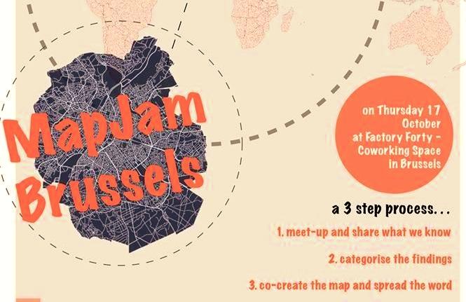 map jam brussels 2