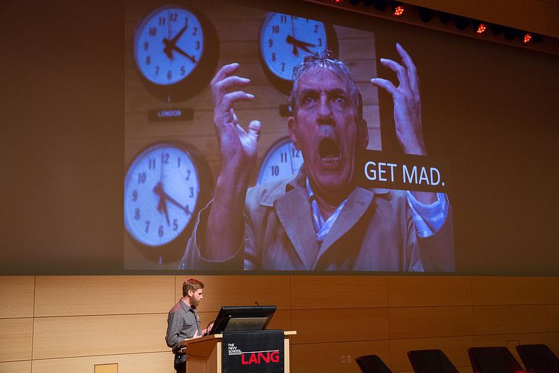 Platform Cooperativism Conference, NYC. Image by Trebor Scholz