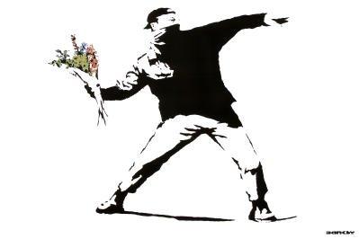 Banksy-throwing-flowers1
