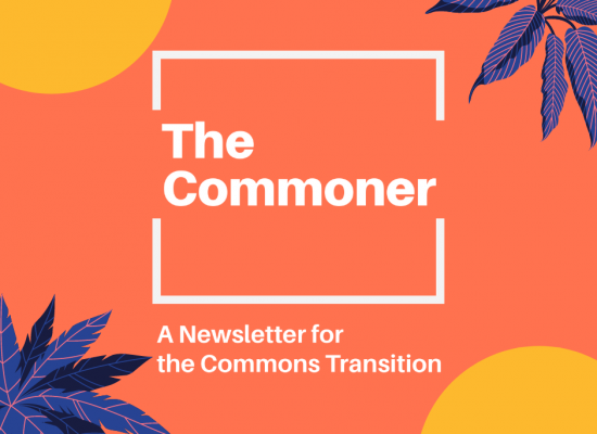 Introducing 'The Commoner'